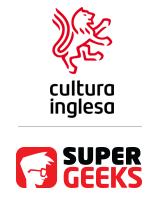 Cultura Inglesa MG + Super Geeks