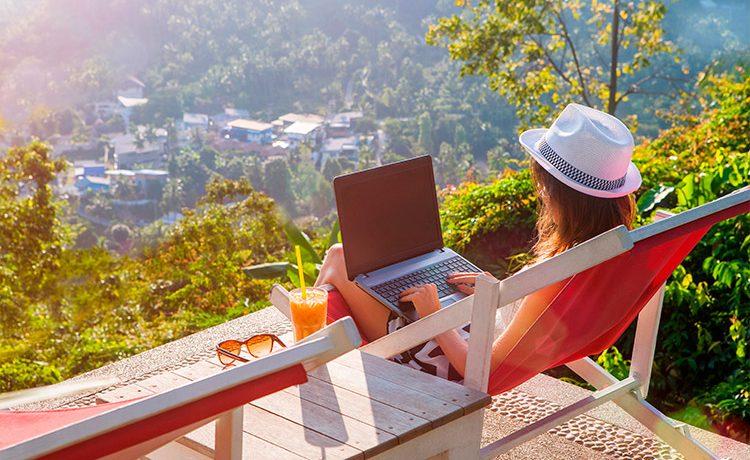 12 profissões para quem quer ser um nômade digital