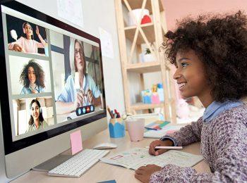 Inglês à distância para crianças: como garantir o aprendizado?